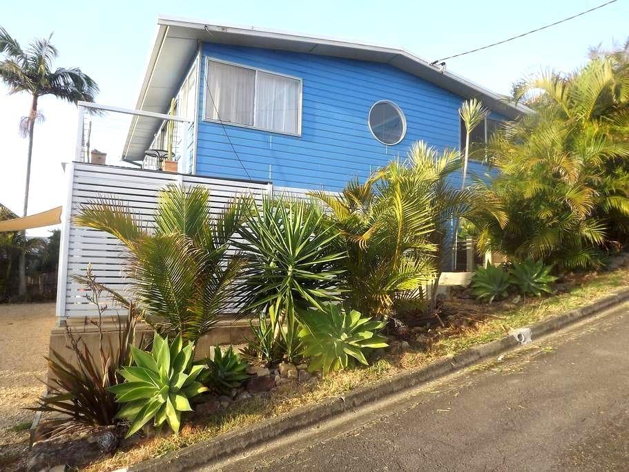 The Blue House  Paradise Found - Harrington