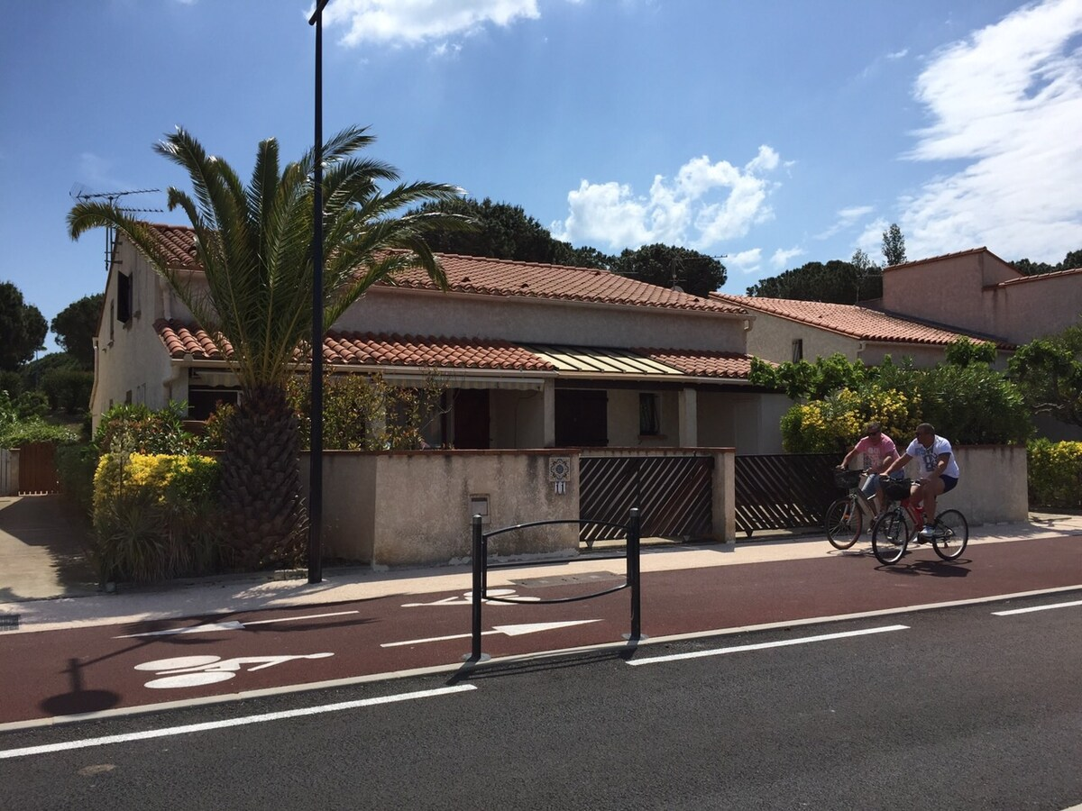 House in Saint Cyprien Plage 58m2