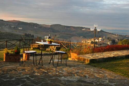 Il Camino apt. at La Vecchia Greve