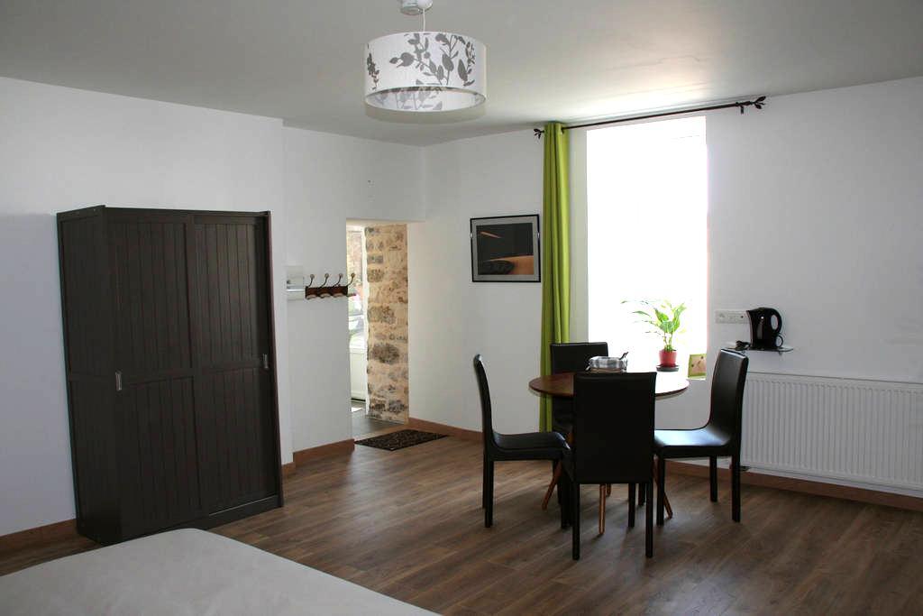 Chambre d'hôtes : chambre 2 - Bouin