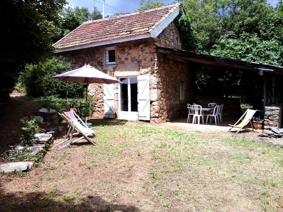 Petite Maison au calme - Saint-Martin-Laguépie
