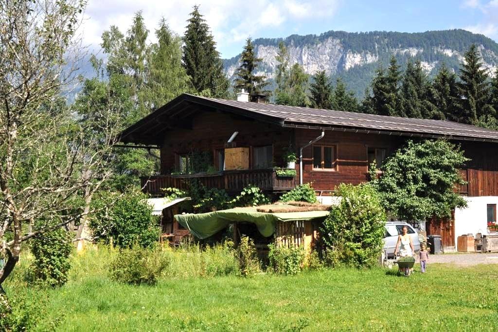 Bauernhof im Naturgarten rauchfrei - Sankt Johann in Tirol