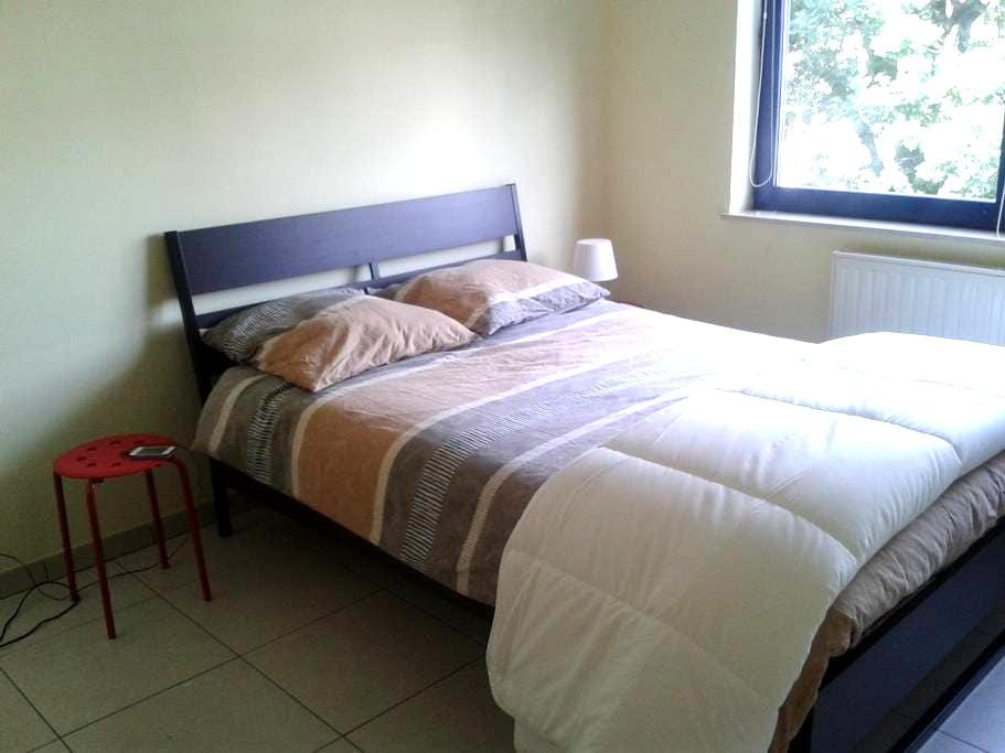 Agréable chambre  privée - Woluwe-Saint-Pierre - Appartement
