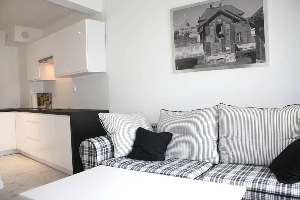 Modern&Cozy apartment in the Center! - Szczecin