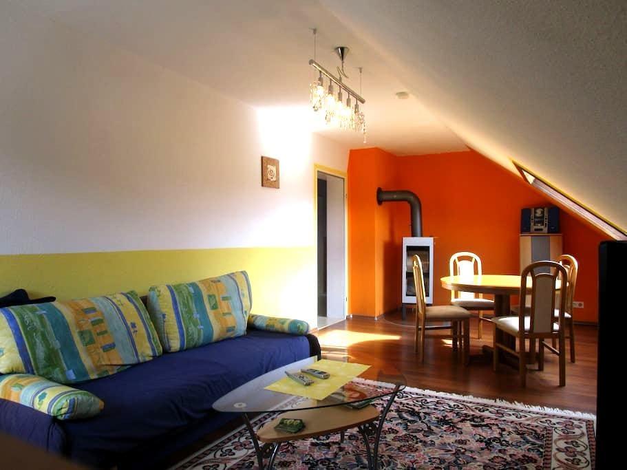 Weser-Berg-Landidyll - Elze - Apartment