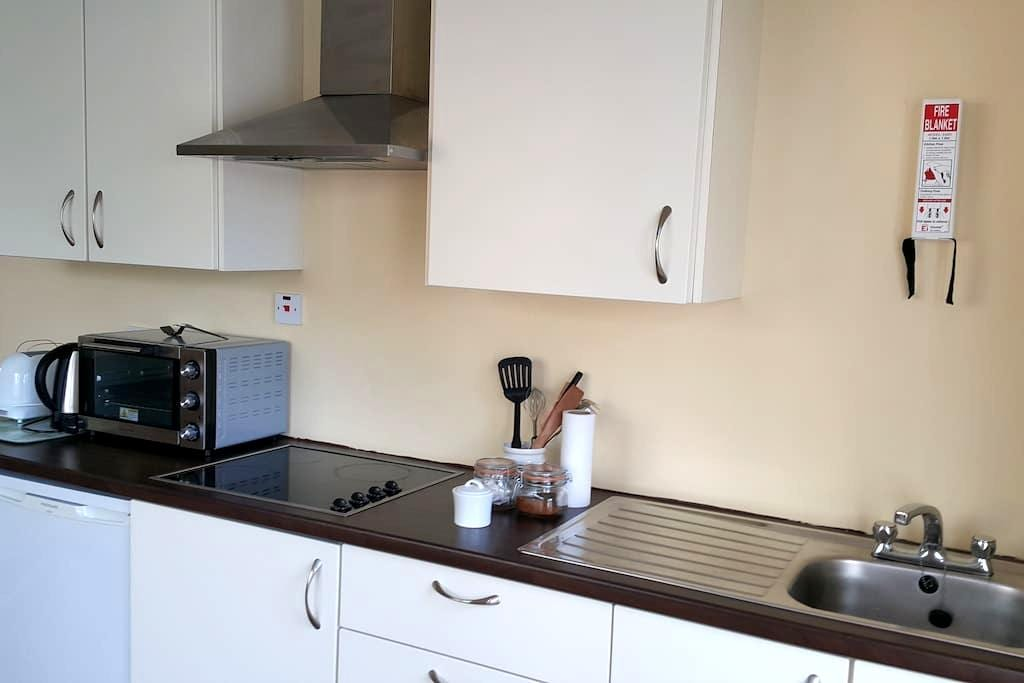 Self catering apartment - Oughterard