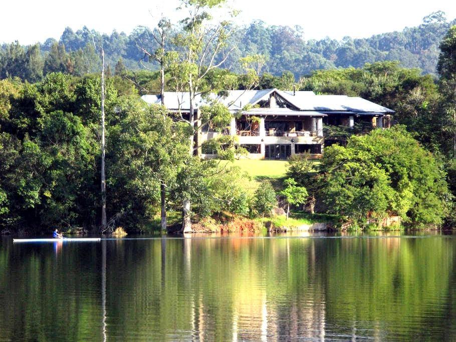Tranquil retreat near Kruger Park - White River