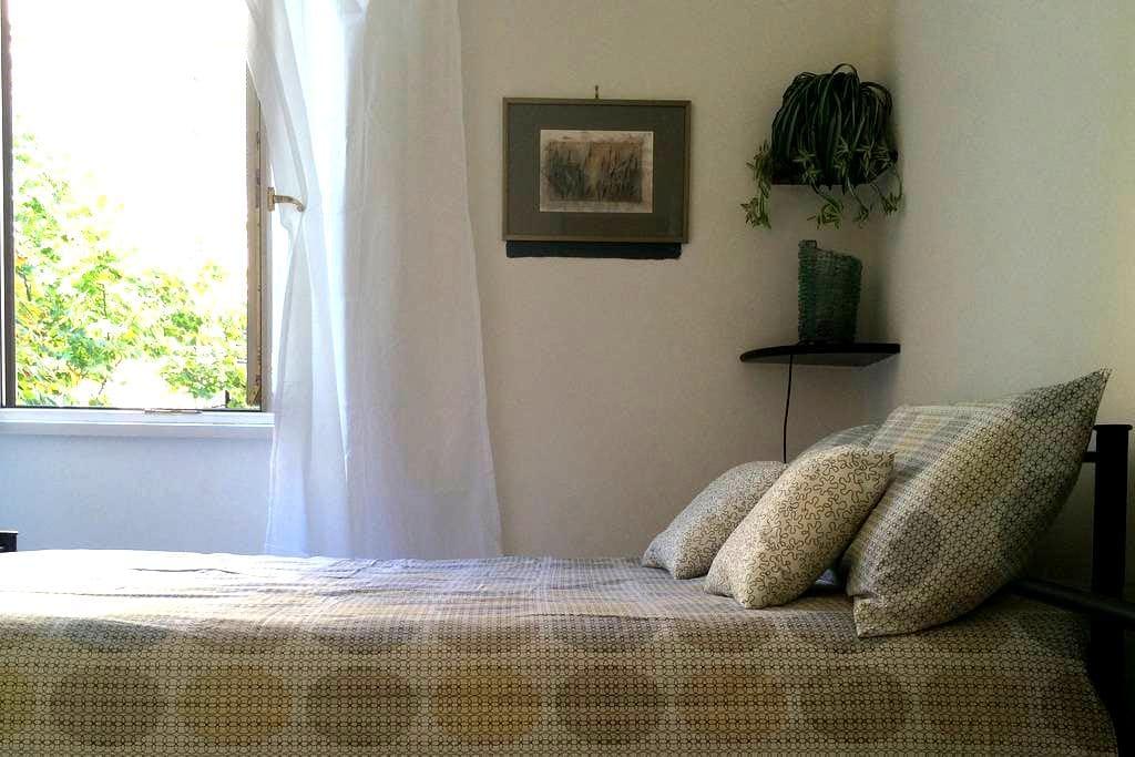 Double bedroom Ostiense Piramide - Roma - Apto. en complejo residencial