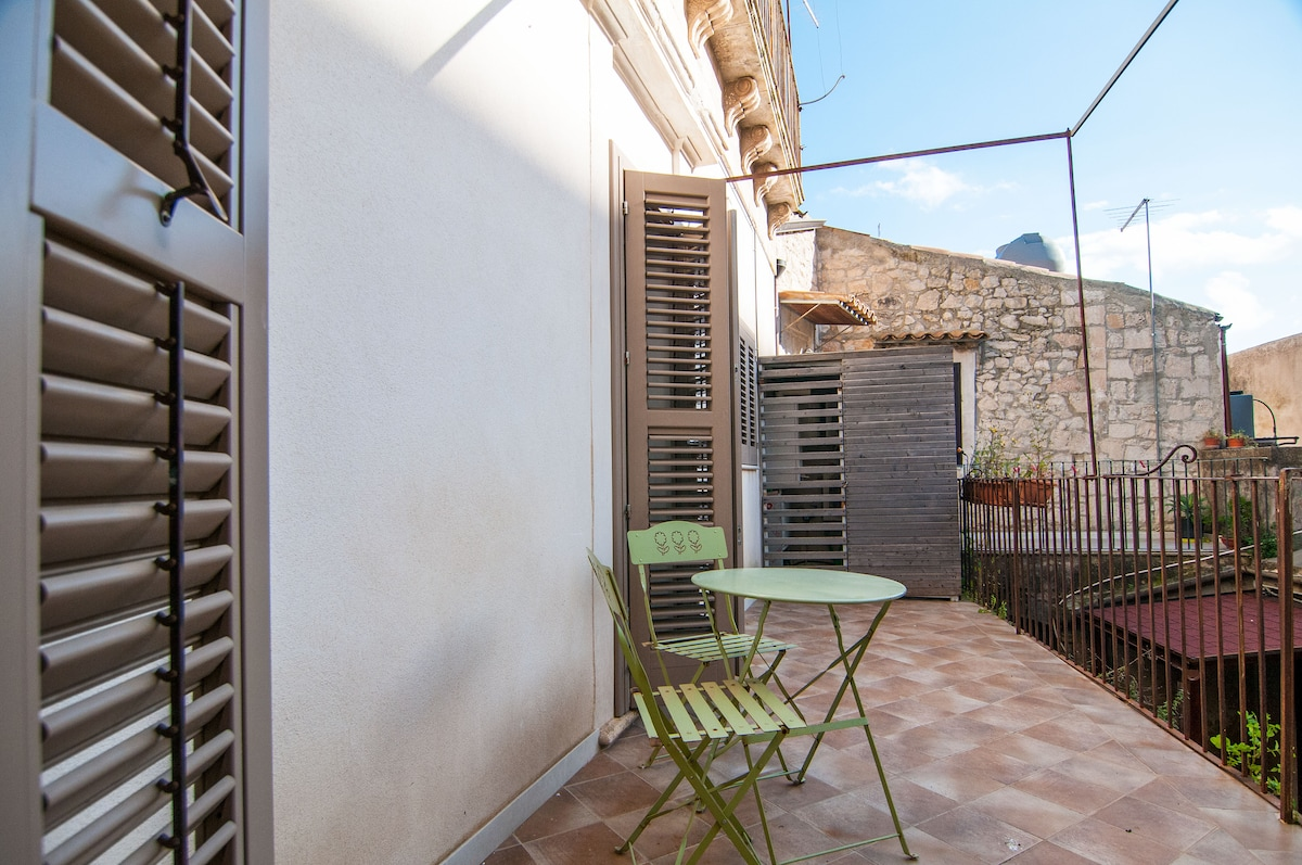 Apartment in Modica Old Town