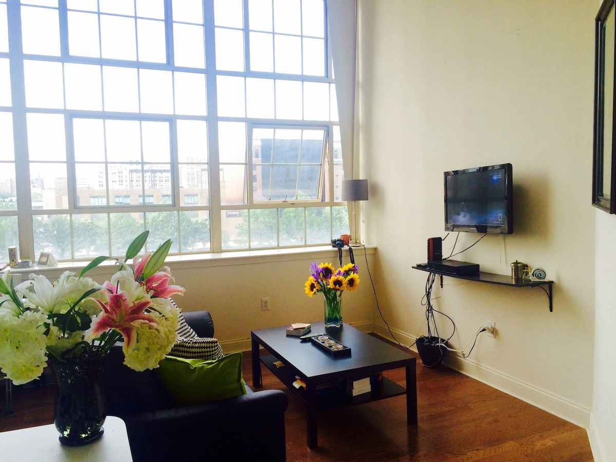 1BR Above Trader Joe's Rittenhouse!