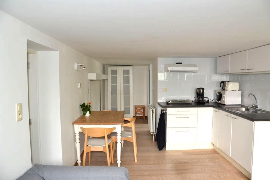 Sous-sol aménagé - Watermael-Boitsfort - Apartment