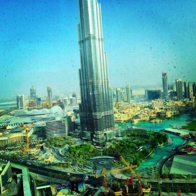 Appartment down town Dubai