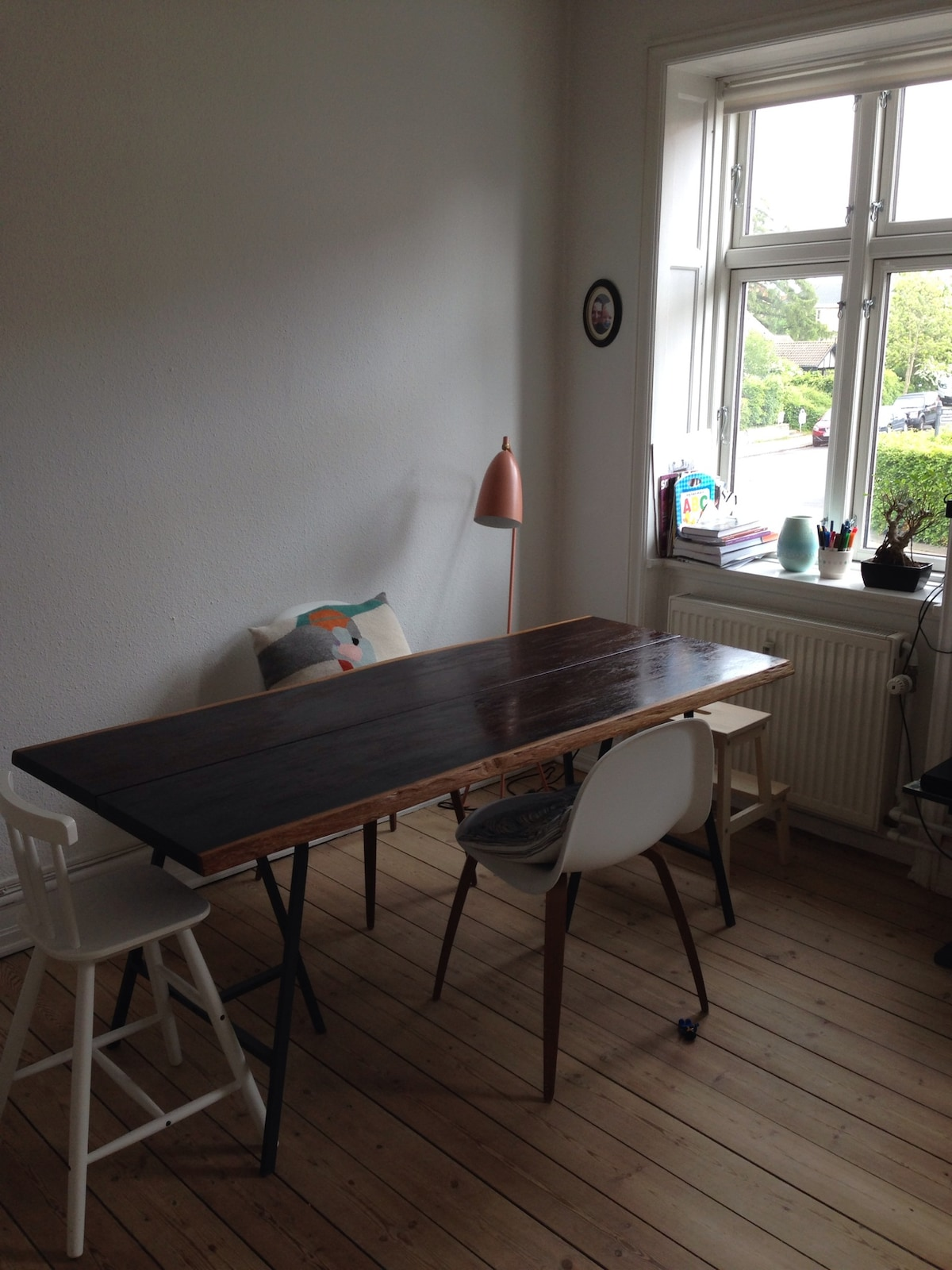 Lovely, bright 2 room apartment