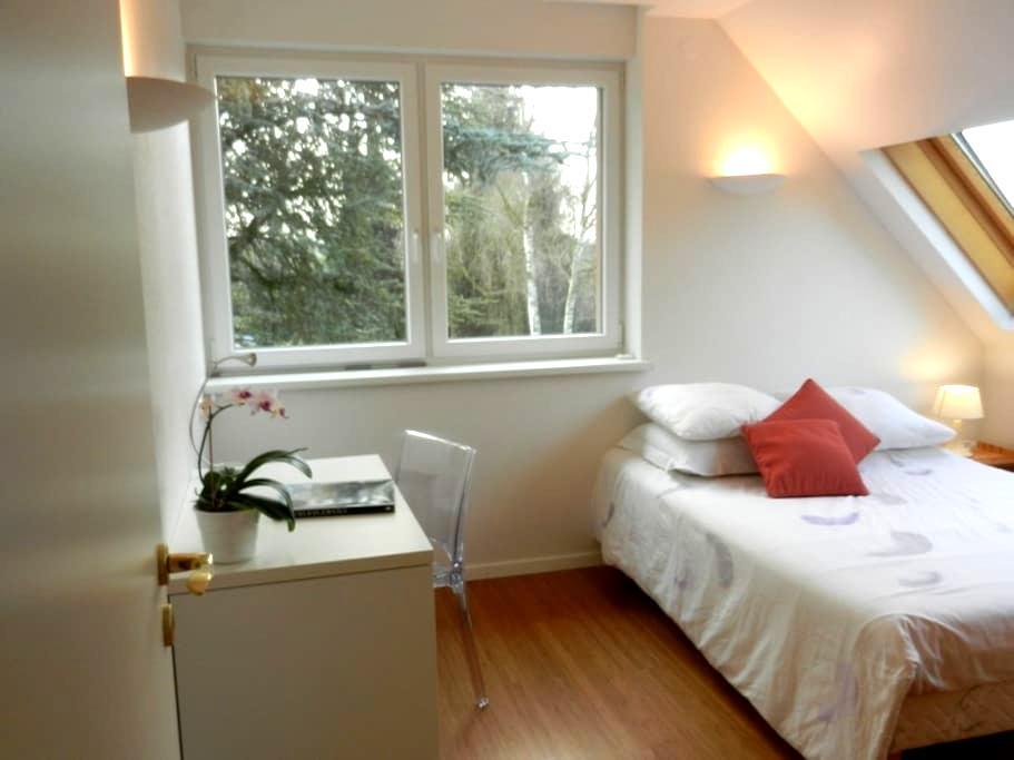 Close Strasbourg, nice room to rent - Blaesheim - บ้าน