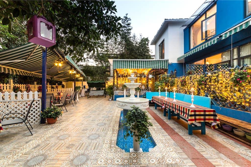"""西湖边的别墅101#房-""""浙江最美民宿""""第一名如果小院 - Hangzhou"""