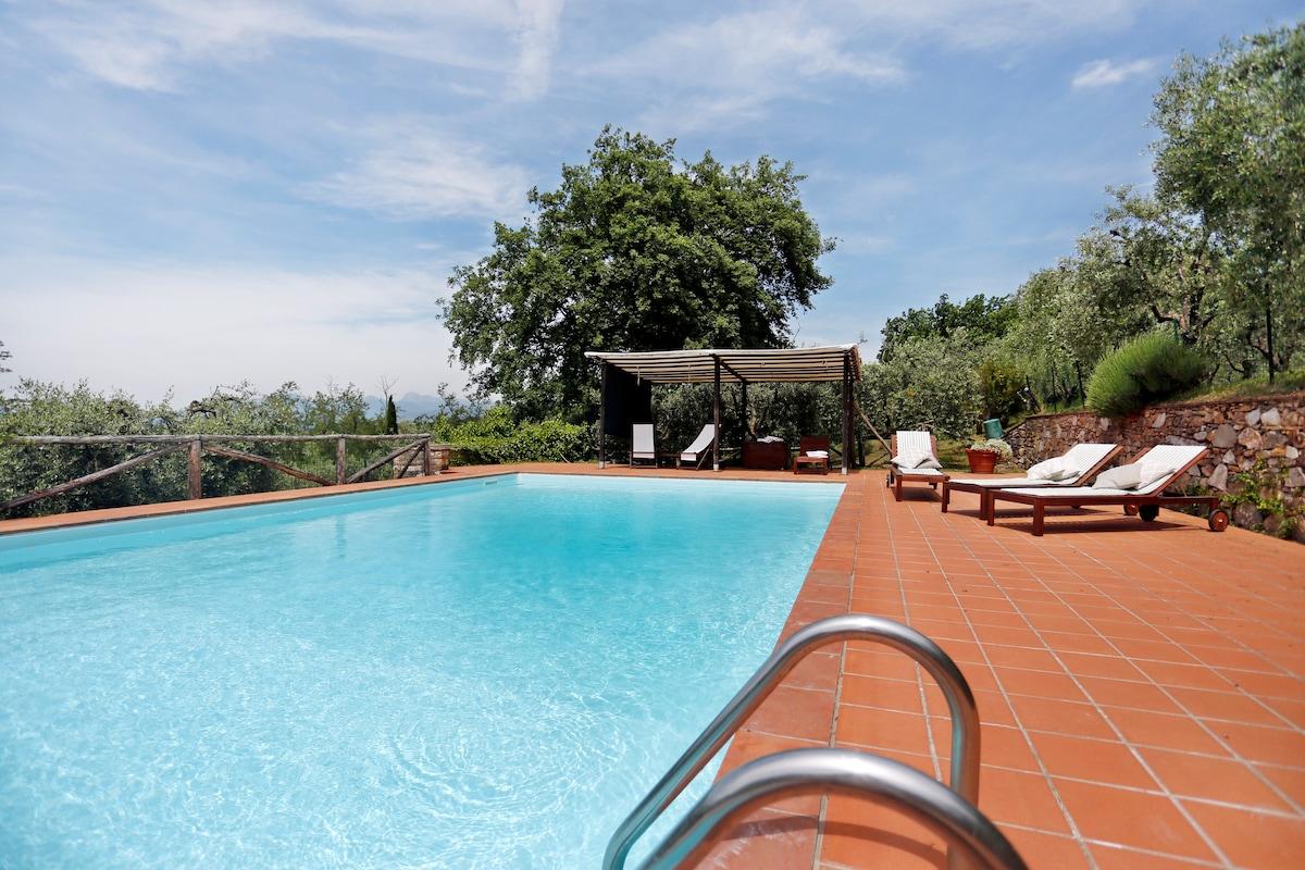 Tuscany, Villa Maggiorello
