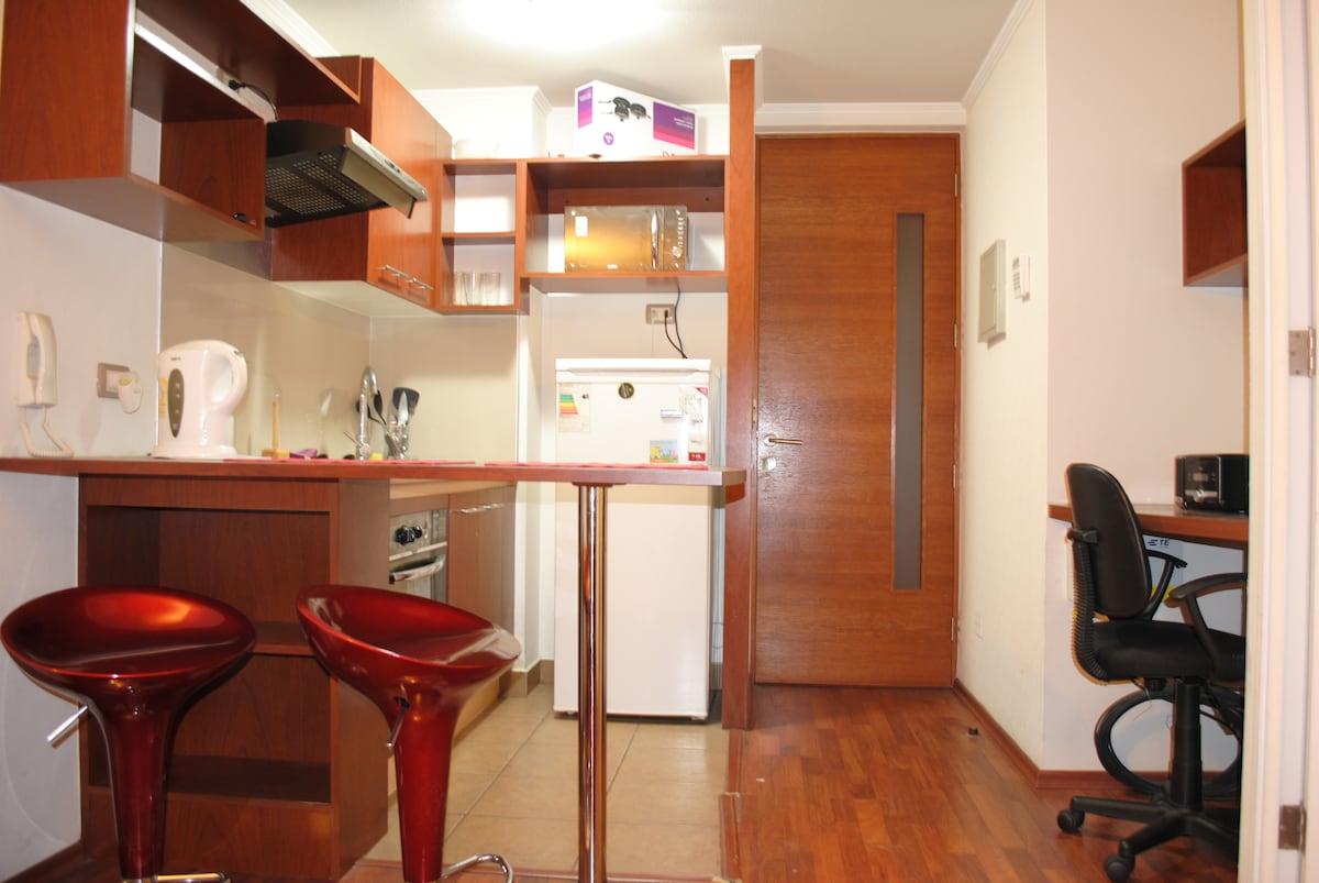 Departamento en Santiago Centro, CL