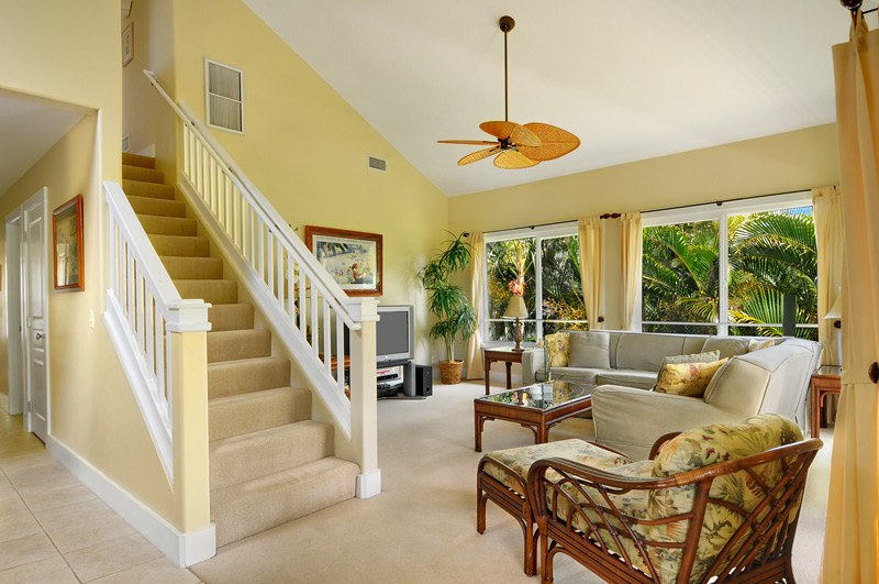 RG621-Lovely 3bd with A/C. Pool.