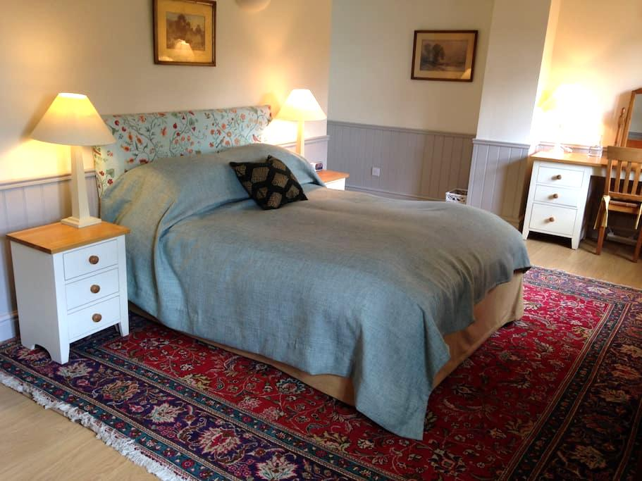 Brecon Beacons Getaway for Two  - Brecon - House