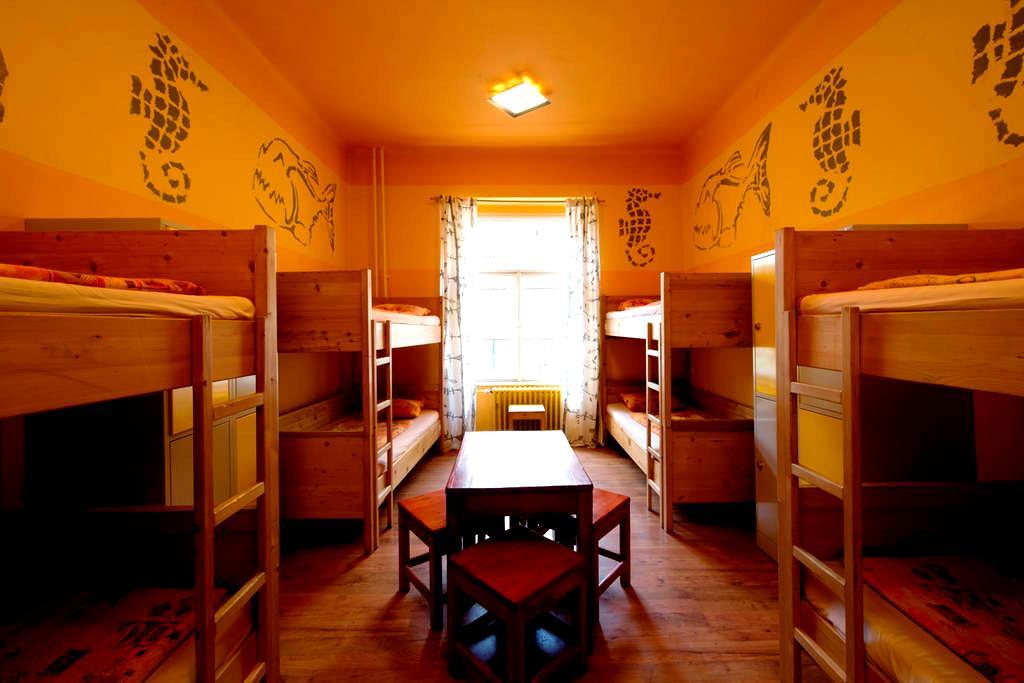 10min centre, breakfast, bed in hostel 8bedroom15a - Prague