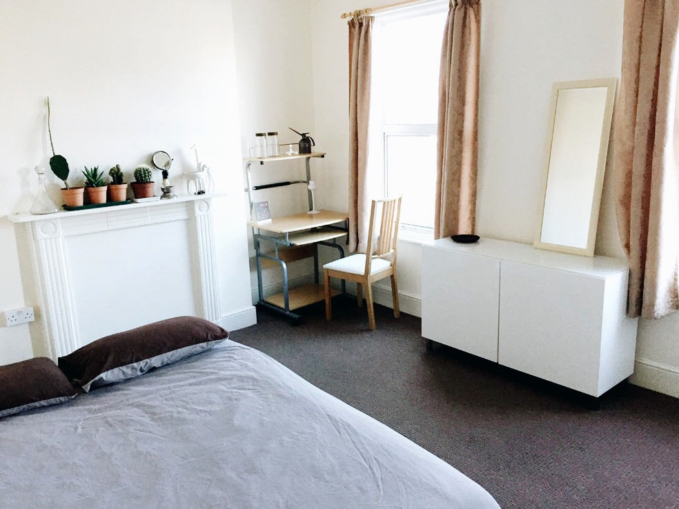 Nice and spacious guest room