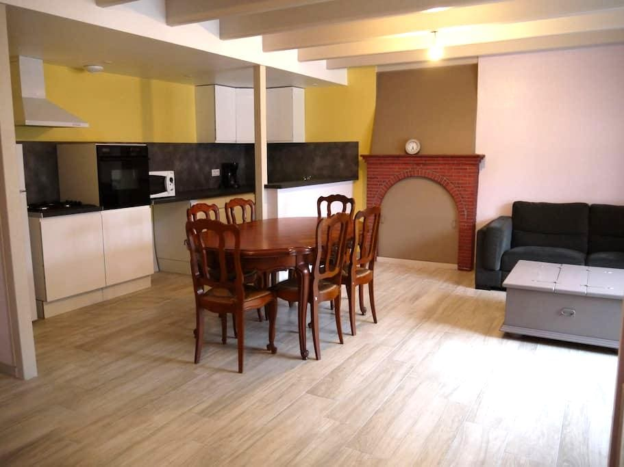 Maison rénovée proche Dinan - La Landec - Σπίτι