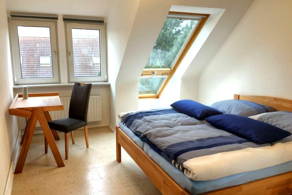 Gemütliche Wohnung am Maschsee - Hannover - Apartamento