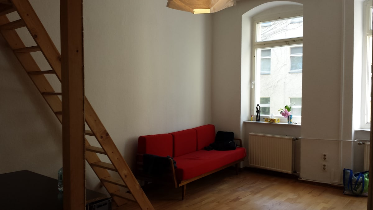 Berlin Central / Mitte, Low Budget