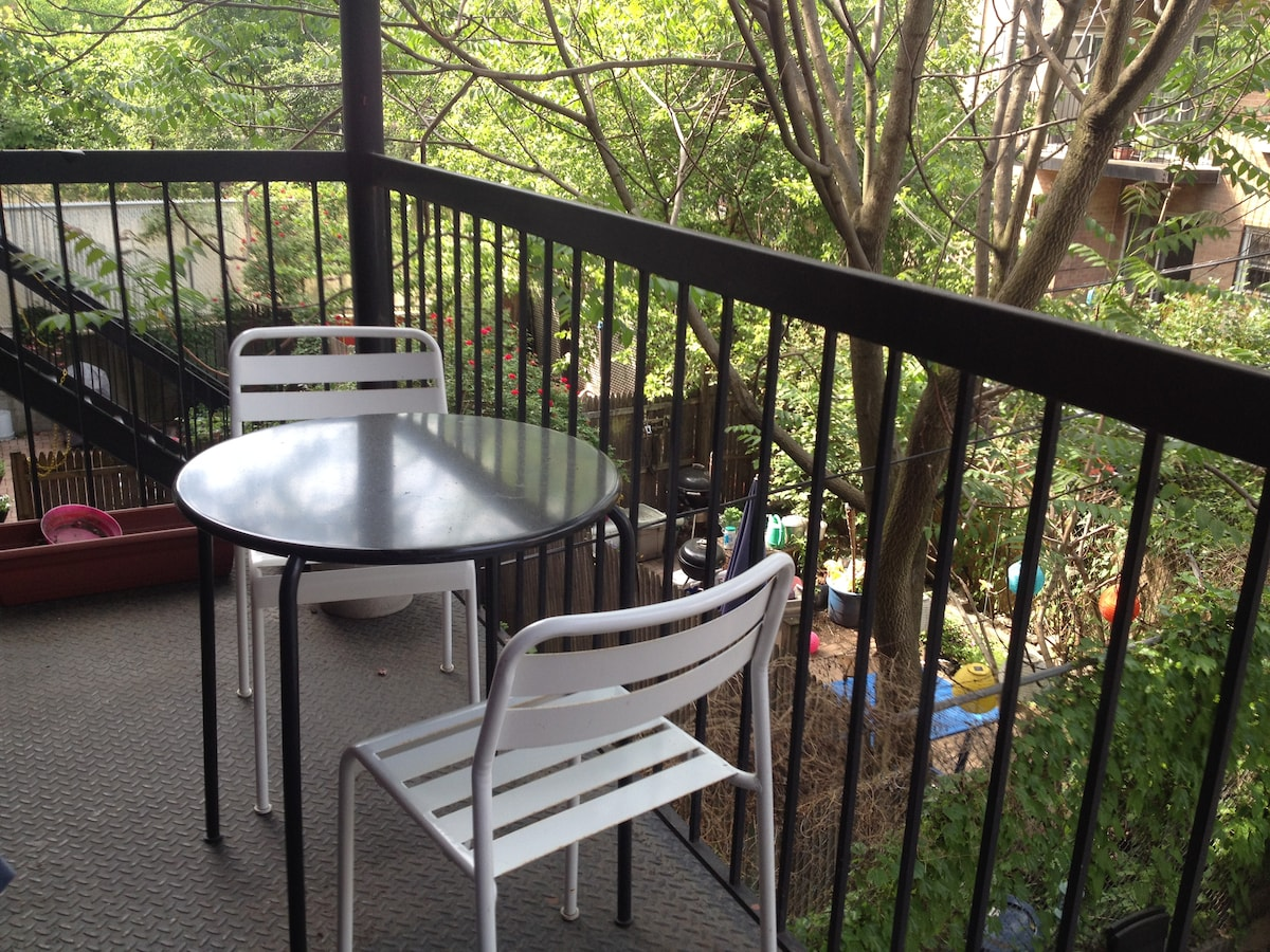 Room for let in trendy Boerum Hill