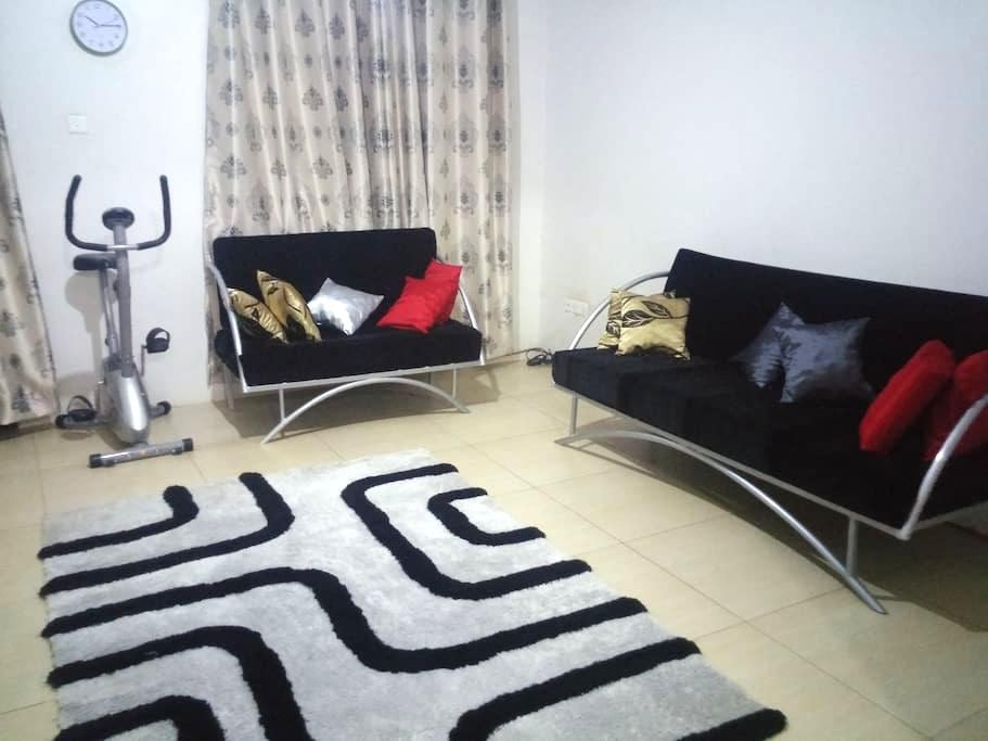 Cosy Secure 2BR Home in Mengo near City Center - Kampala