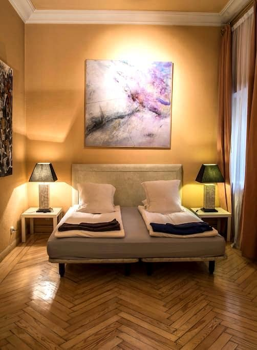 Incredible double suite - Madrid - Guesthouse