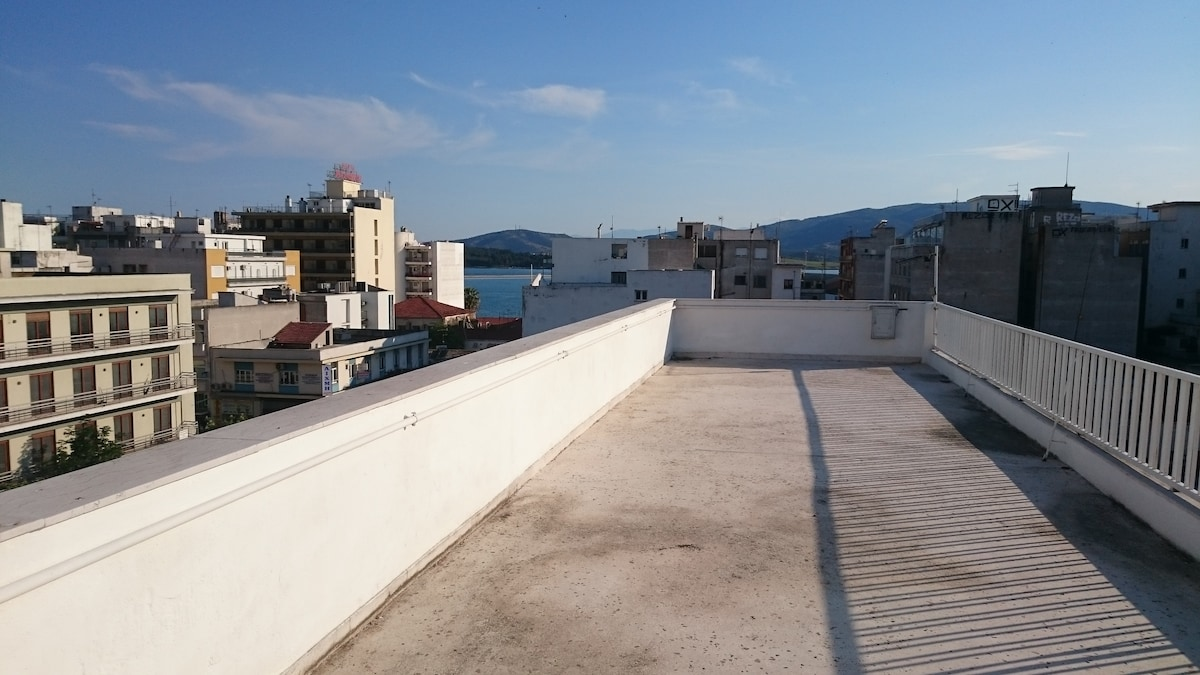 Central appartment-panoramic view!!
