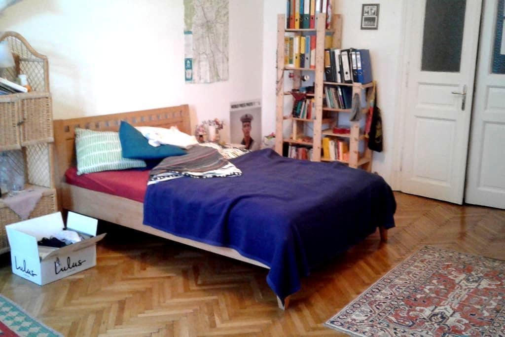 "Sunny Room next to Center & ""Augarten"" Park - Graz - Byt"