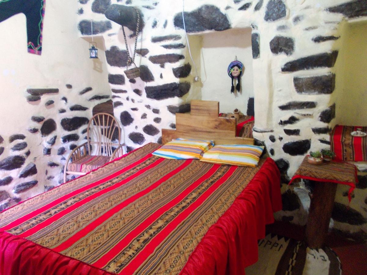 Private Room in Ollantaytambo
