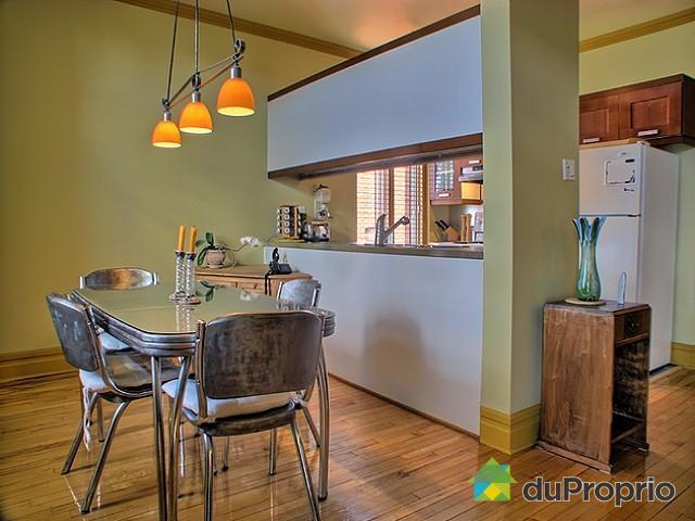 Dinning room & kitchen