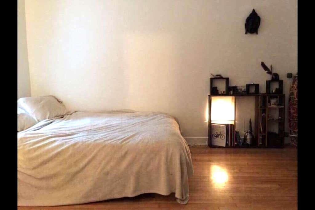 HoMa-Cozy Room-Olympic district! - Montréal - Appartement