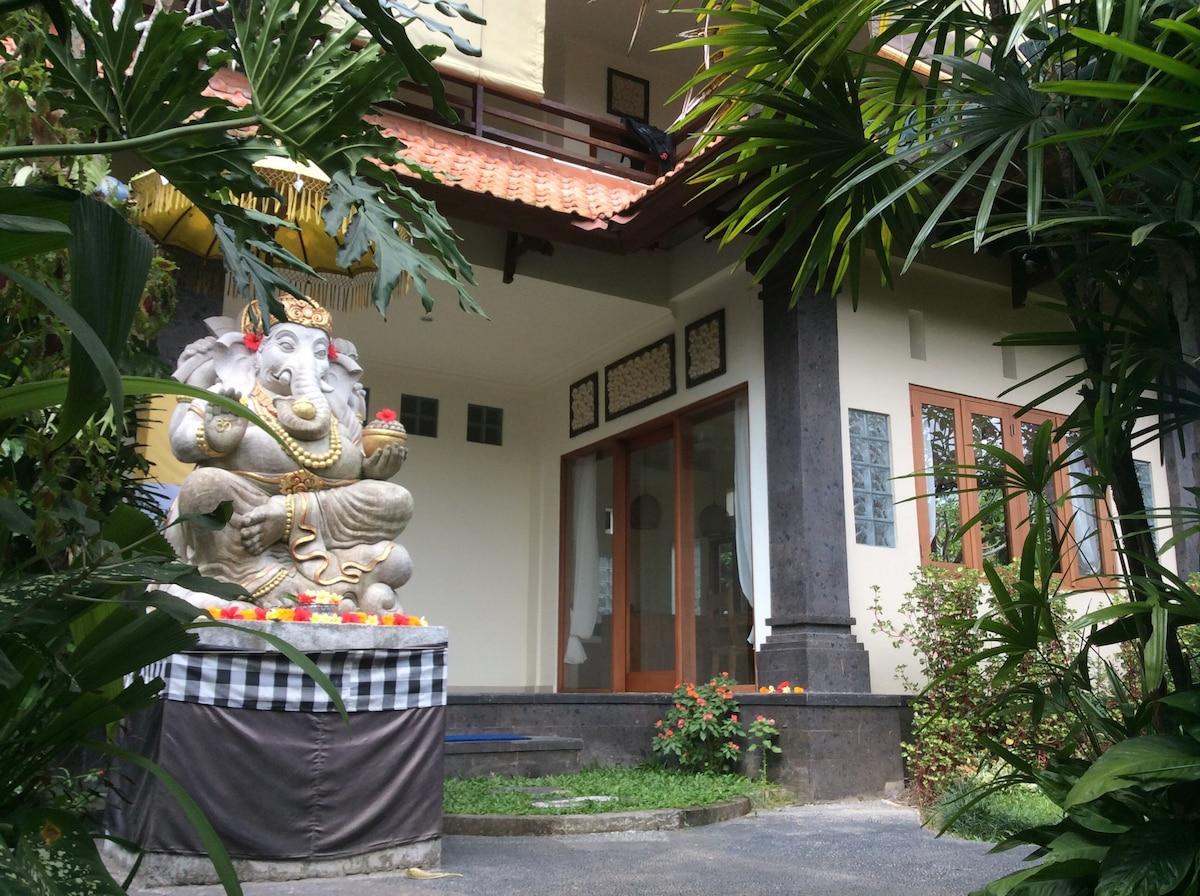 Luxury one bedroom villa nr Ubud 1F