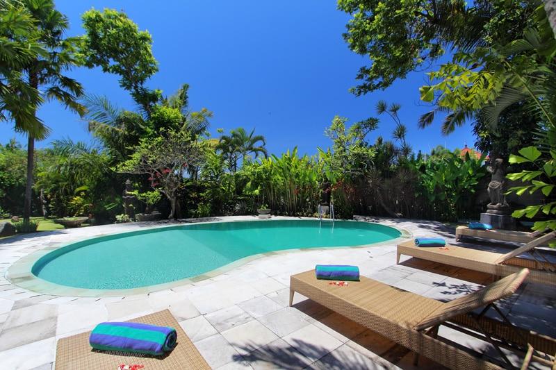 1 BDR Exotic Villa near the Beach