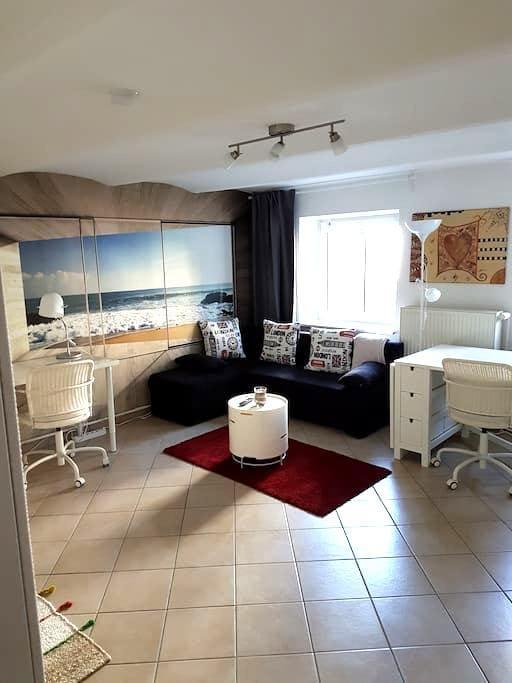 Studio im Zentrum von Stade - Stade - Apartment