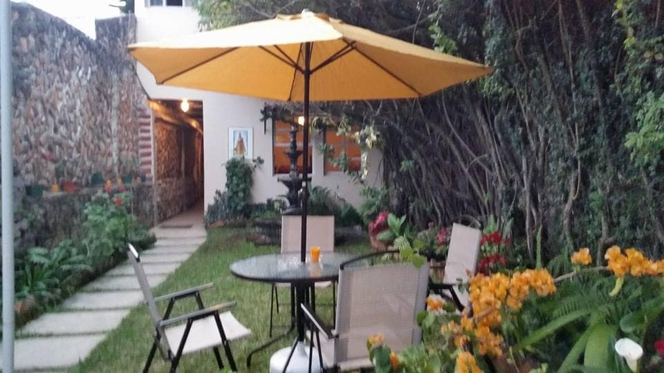 3 Habitaciones en Antigua Guatemala