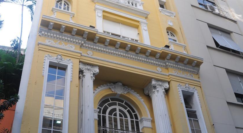 Quarto suite duplo no centro do Rio