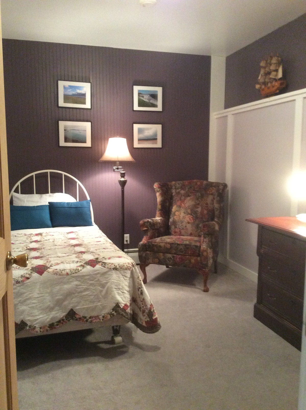 DaCy Meadow Farm: Lilac Room