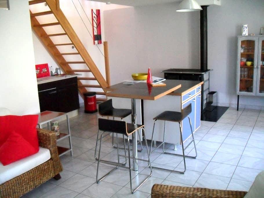 chambre d'hôtes 4 personnes - Nointel, Oise - Bed & Breakfast