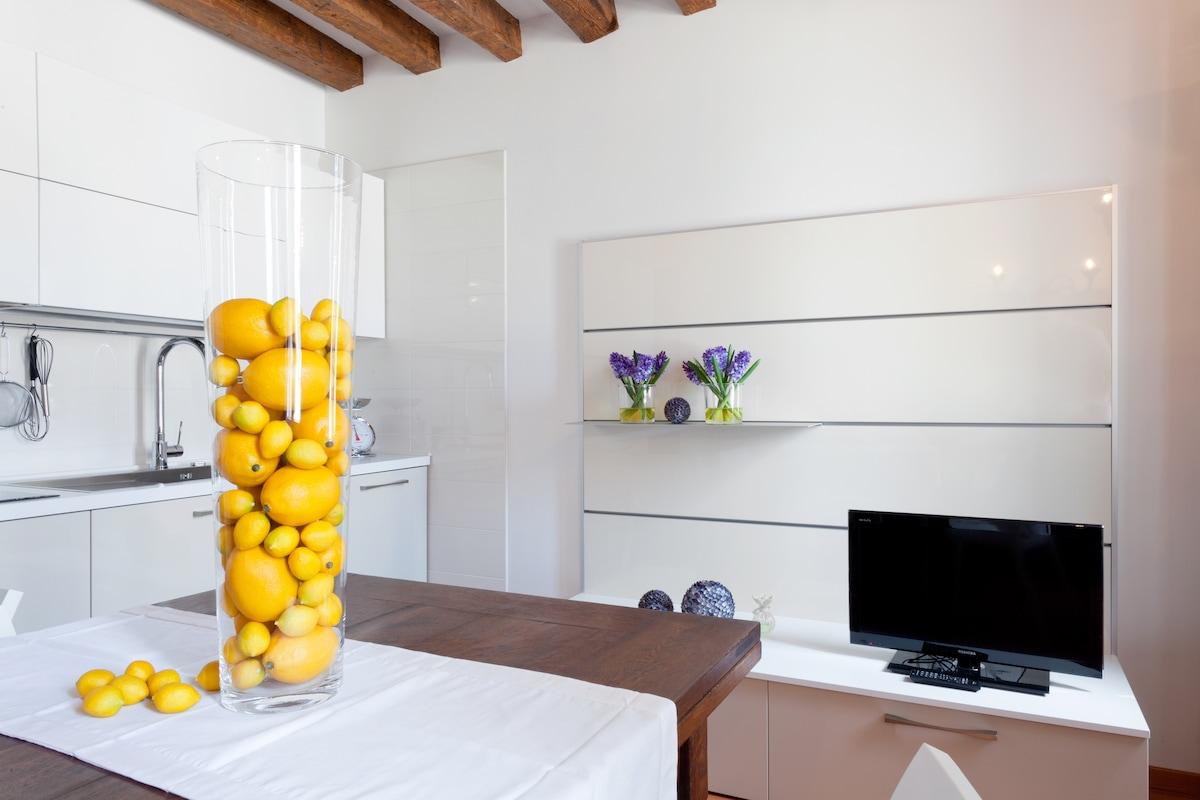 RIALTO luxury suite WiFi (5people)