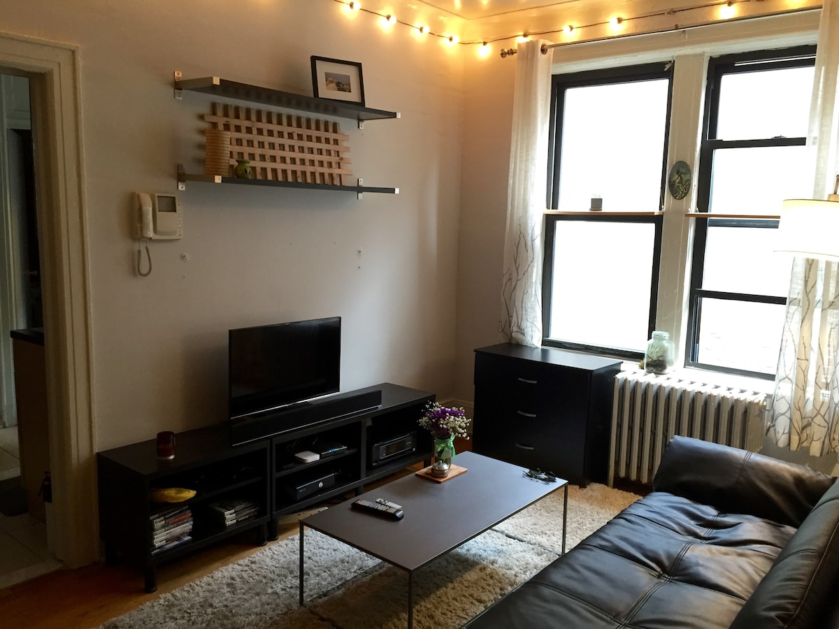 Great 1bdr Apt in Astoria!