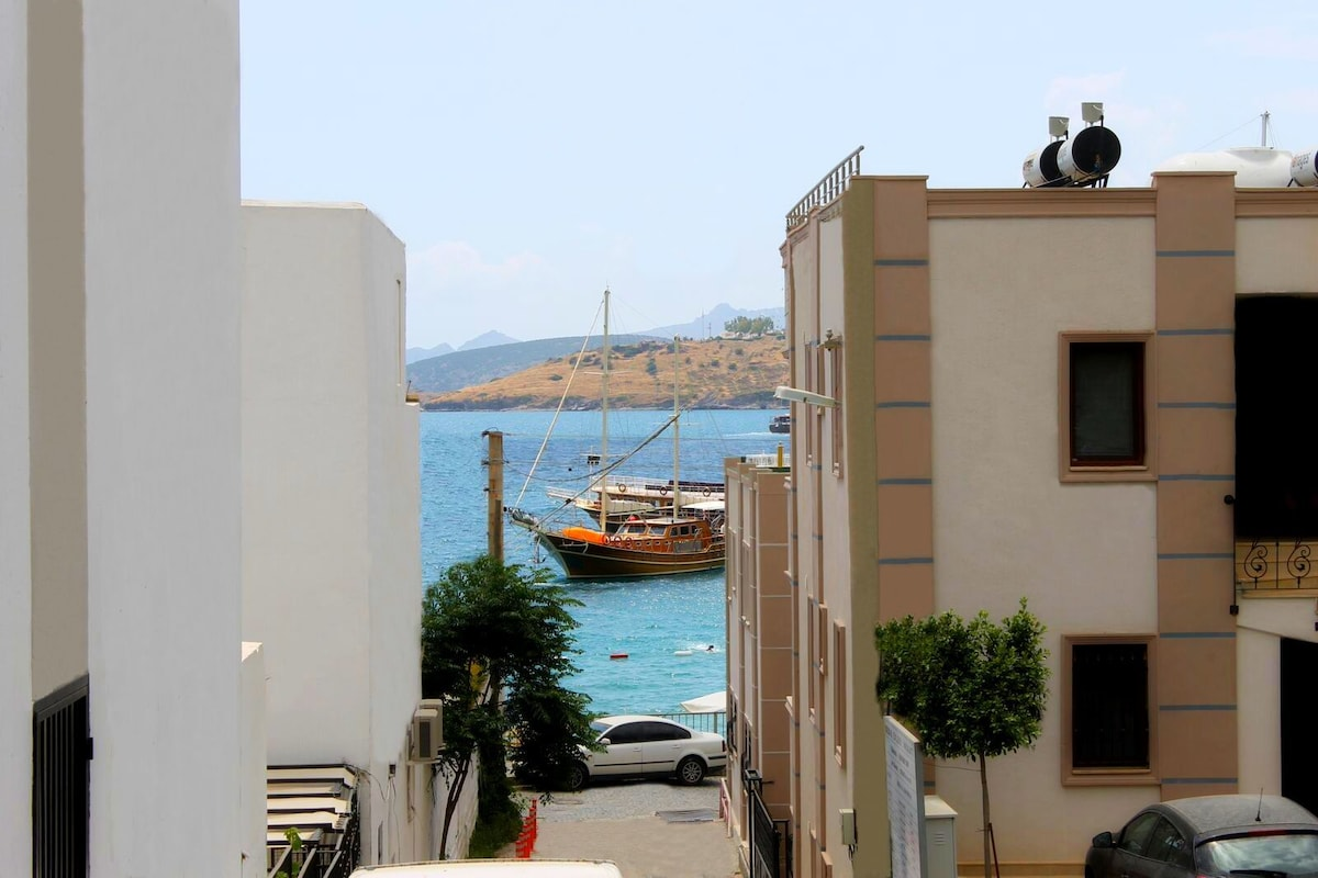 İn the Heart of the Bodrum