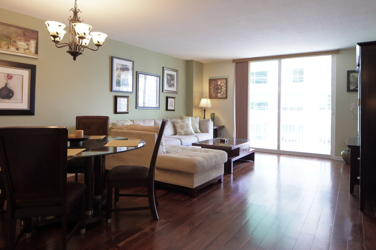 Large 1Bd in the heart of Brickell