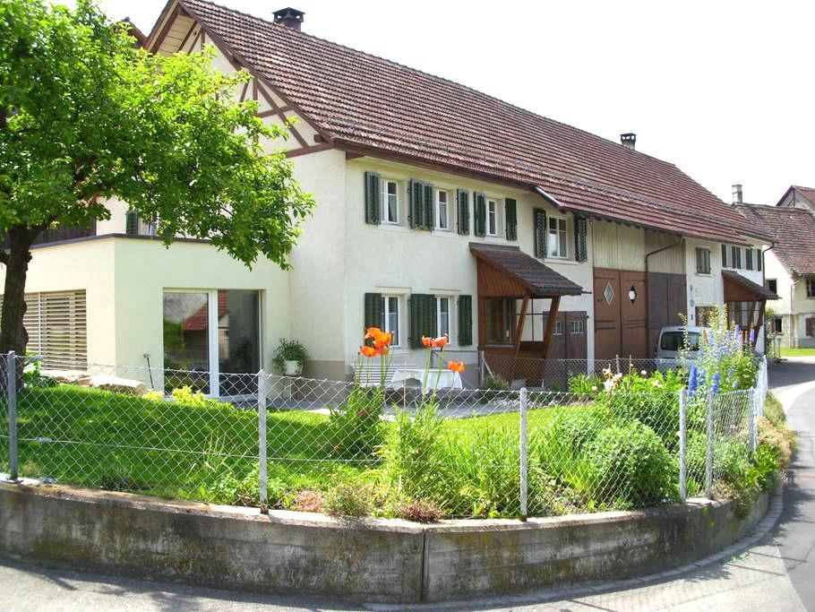 Zur Eintracht - Buch SH - 家庭式旅館