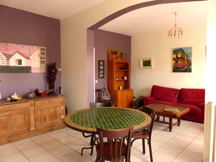 Maison 80 m2 à 300m marché/plages - Pornichet - Haus