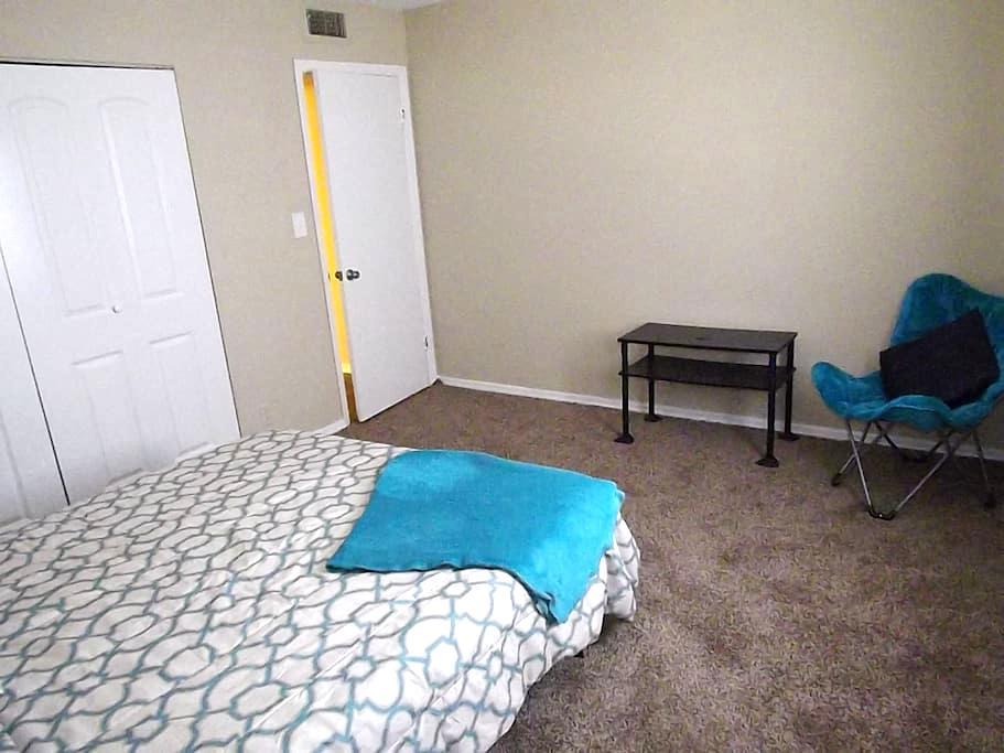 Private room on a great location - Atlanta - Apartamento